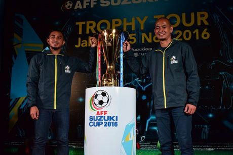 AFF Cup bat dau duoc FIFA tinh diem xep hang - Anh 1