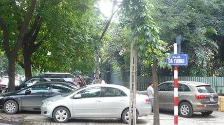 So GTVT Ha Noi chon 5 tuyen pho thi diem do xe ngay chan, le - Anh 1