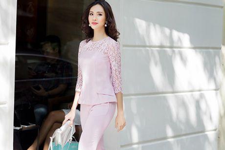 My nhan co lan da dep nhat Hoa hau Viet Nam goi y cach phoi do - Anh 5