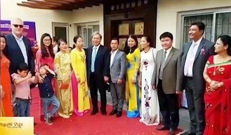 """Toi tu hao duoc bo nhiem lam Lanh su danh du cua Viet Nam"" - Anh 1"
