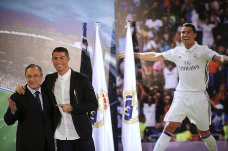 Real Madrid co mao hiem voi Ronaldo - Anh 1