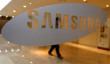Van phong Samsung Electronics bi kham xet - Anh 1