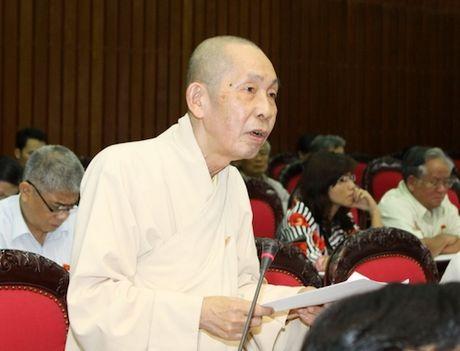 Hoa thuong Thich Chon Thien vien tich - Anh 1