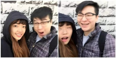 Nhan sac khac biet cua con gai khi selfie va khi nho ban trai chup - Anh 16