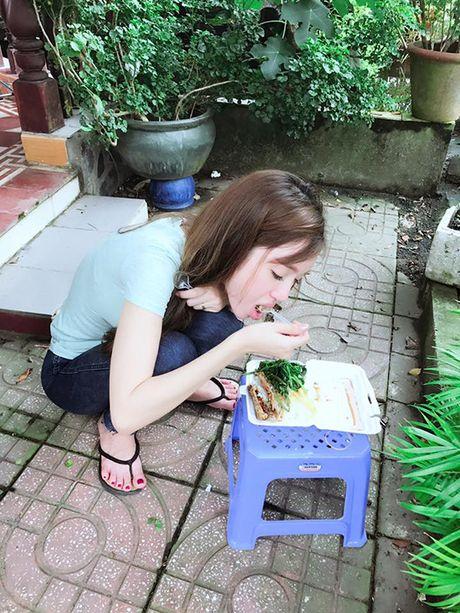 Sao Viet 8/11: Elly Tran ngoi xom an com hop, Sa Lim di choi voi 'tinh cu Midu' - Anh 2