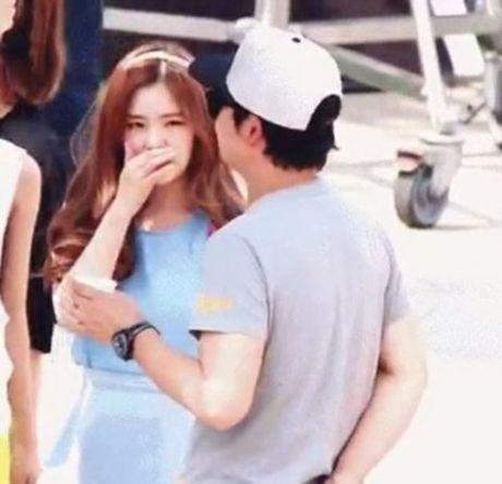 Irene Red Velvet ghi diem vi bieu cam 'khong thich thi khong cuoi' - Anh 2