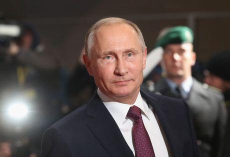 Bao My: Cuoc chien Syria da ket thuc, chien thang thuoc ve Putin - Anh 1