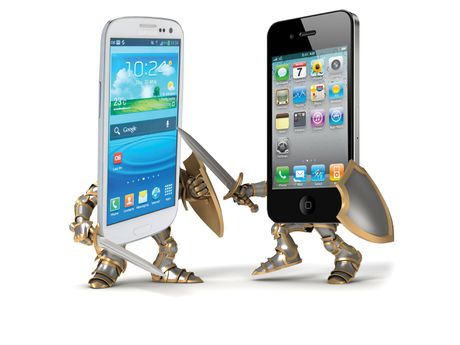 Apple 'vo vet' het loi nhuan thi truong smartphone - Anh 1