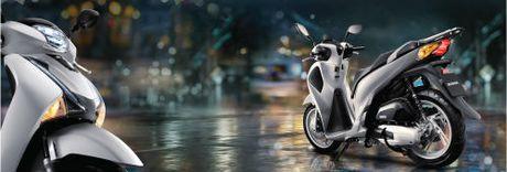 Honda ra mat SH 2017 phien ban moi gia tu 68 trieu dong - Anh 2