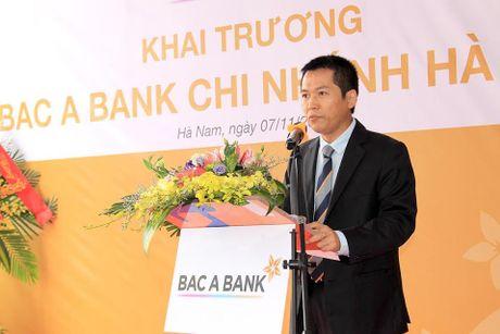 BAC A BANK khai truong Chi nhanh tai Ha Nam - Anh 5
