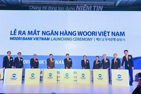 Woori Bank duoc cap phep thanh lap ngan hang 100% von nuoc ngoai tai Viet Nam - Anh 1