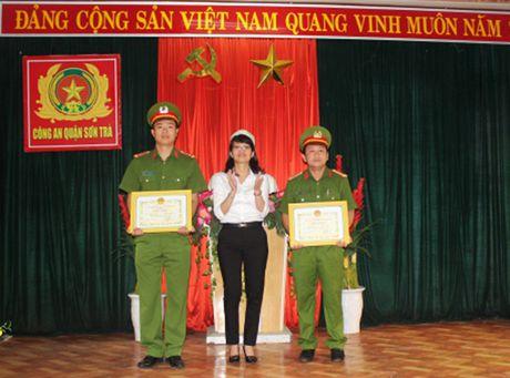 Chat dut duong day tuon ma tuy 'da' tu Hai Phong vao Da Nang - Anh 1
