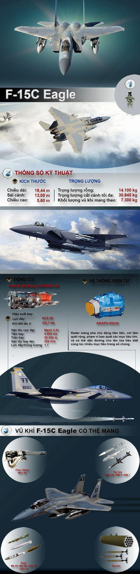 F-15C Eagle: 'Chien than bat bai' cua quan doi My - Anh 1