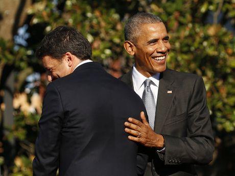 'Tam thu' cua Thu tuong Italy danh cho Tong thong Obama - Anh 1