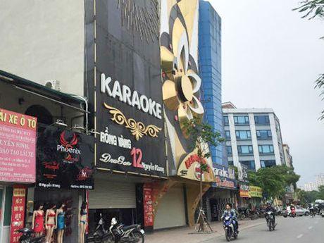 Ha Noi du kien tam dung toan bo hoat dong karaoke den het nam 2016 - Anh 1