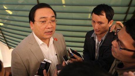 Bi thu Thanh uy Ha Noi: Do thi dong nguoi phai xem viec an toan la tren het - Anh 1