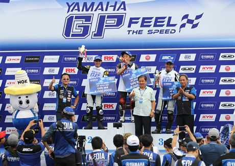 """Kich tinh den nget tho voi giai dua xe """"Yamaha GP Racing"""" - Anh 5"""