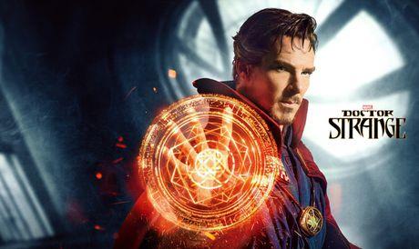 Marvel tiep tuc thong tri doanh thu tuan qua voi Dr Strange - Anh 1