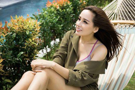 Hoa hau Mai Phuong Thuy goi cam ben bien Nha Trang - Anh 7