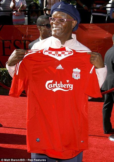 Khi sao Hollywood la fan cuong cua Liverpool - Anh 4