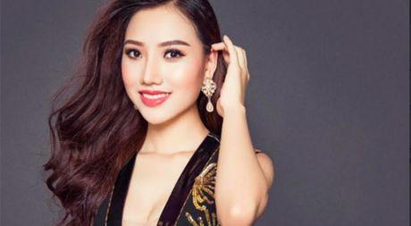 A hau trang suc Thu Thao tham du Hoa hau chau A Thai Binh Duong - Anh 1