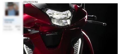 Nhung nhan xet dau tien ve Honda SH 2017? - Anh 3