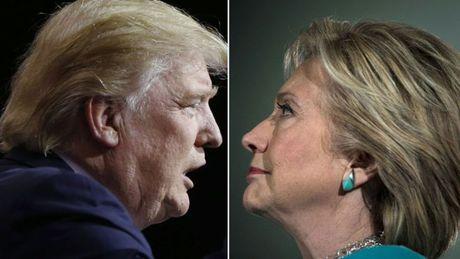 Bau cu My: Hillary hay Trump se la nguoi thang? - Anh 1