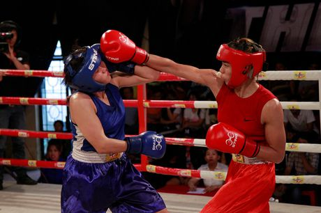 Nha vo dich boxing tre the gioi vao chung ket vo dai Number 1 - Anh 1