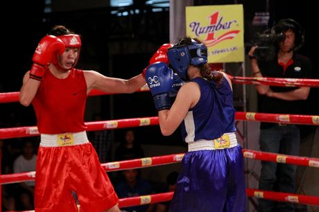 Nha vo dich boxing tre the gioi vao chung ket vo dai Number 1 - Anh 2