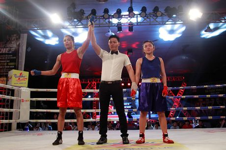 Nha vo dich boxing tre the gioi vao chung ket vo dai Number 1 - Anh 3