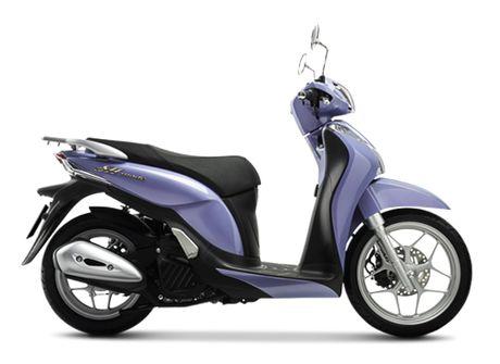 Honda Viet Nam gioi thieu phien ban moi cua SH Mode 125cc - Anh 1