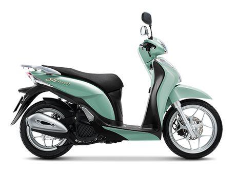 Honda Viet Nam gioi thieu phien ban moi cua SH Mode 125cc - Anh 4