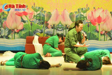 Lien hoan van nghe mung Dai hoi Phu nu tinh Ha Tinh - Anh 7
