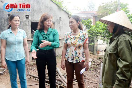 Phu nu Ha Tinh doan ket, sang tao, doi moi toan dien - Anh 1