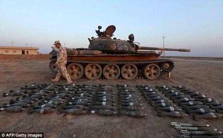 200 chien binh IS bi diet, giai phong 12 quan huyen Mosul - Anh 2