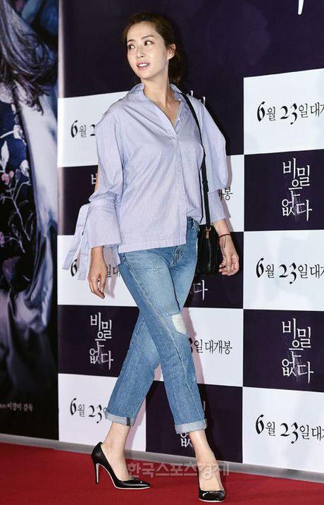 Phu nhan Choi Yoo Jin (The K2) cu tre dep the nay, bao sao YoonA (SNSD) bi lu mo - Anh 13