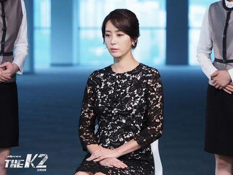 Phu nhan Choi Yoo Jin (The K2) cu tre dep the nay, bao sao YoonA (SNSD) bi lu mo - Anh 2