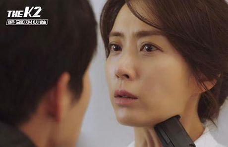 Phu nhan Choi Yoo Jin (The K2) cu tre dep the nay, bao sao YoonA (SNSD) bi lu mo - Anh 5