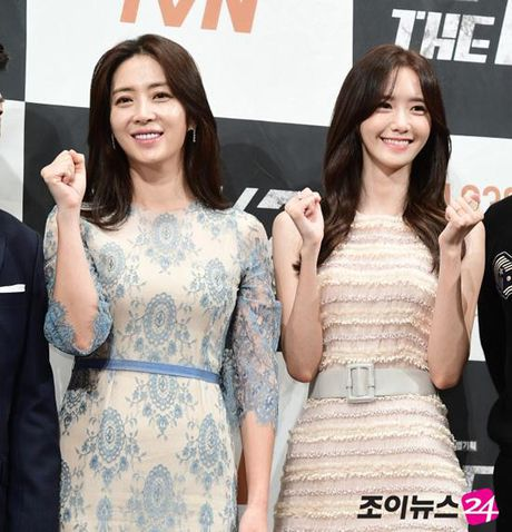 Phu nhan Choi Yoo Jin (The K2) cu tre dep the nay, bao sao YoonA (SNSD) bi lu mo - Anh 7