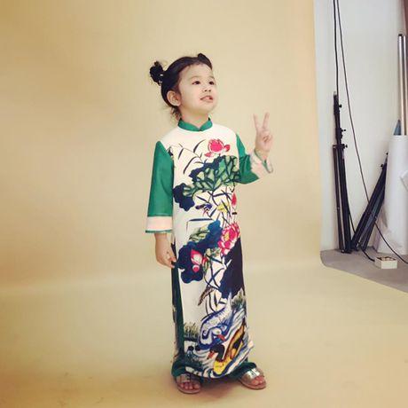 Jennifer Pham 'vac' bung bau 7 thang di chup hinh - Anh 6