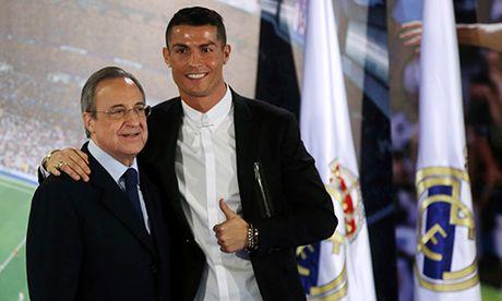 Ronaldo tu tin van con 10 nam choi bong dinh cao - Anh 1