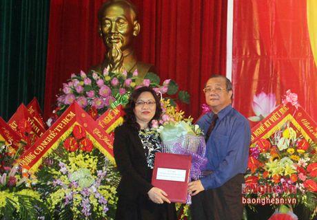 Thu truong Bo LD-TB&XH du le khai giang o truong Dai hoc Su pham ky thuat Vinh - Anh 3