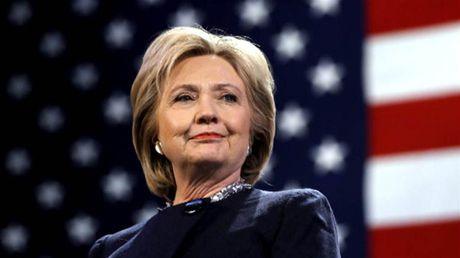 Ket qua khao sat moi nhat: Ba Clinton co 90% co hoi dac cu - Anh 1