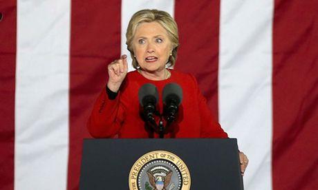 Hillary Clinton: Donald Trump la 'ke kho luong' - Anh 1
