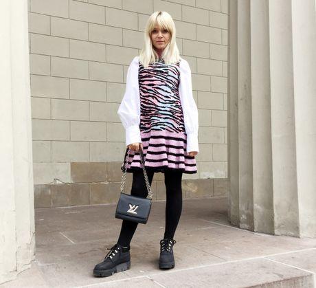 Dao instagram de thay hoi fashionista the gioi 'giai quyet' cac item tu BST H&M x Kenzo nhu the nao! - Anh 10