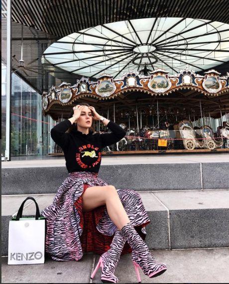 Dao instagram de thay hoi fashionista the gioi 'giai quyet' cac item tu BST H&M x Kenzo nhu the nao! - Anh 15