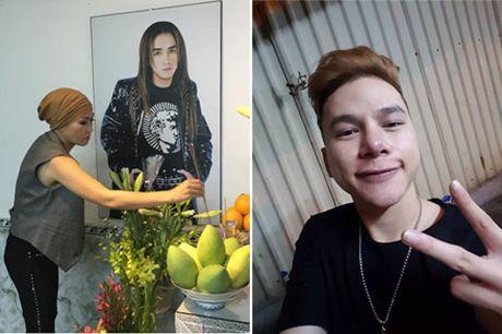 Phuong Thanh ke chuyen Minh Thuan 've gap' 3 lan; Hoang Ton cau cuu vi guong mat phau thuat loi - Anh 1