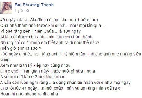 Phuong Thanh ke chuyen Minh Thuan 've gap' 3 lan; Hoang Ton cau cuu vi guong mat phau thuat loi - Anh 4