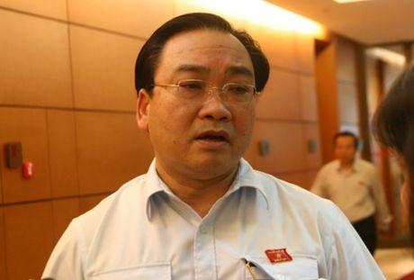 Bi thu Thanh uy Hoang Trung Hai: Ha Noi chua tam dung hoat dong karaoke - Anh 1