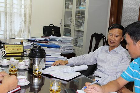 So TNMT Nam Dinh tra loi vu lo nau dau thai gay o nhiem nghiem trong tai hoat dong - Anh 1